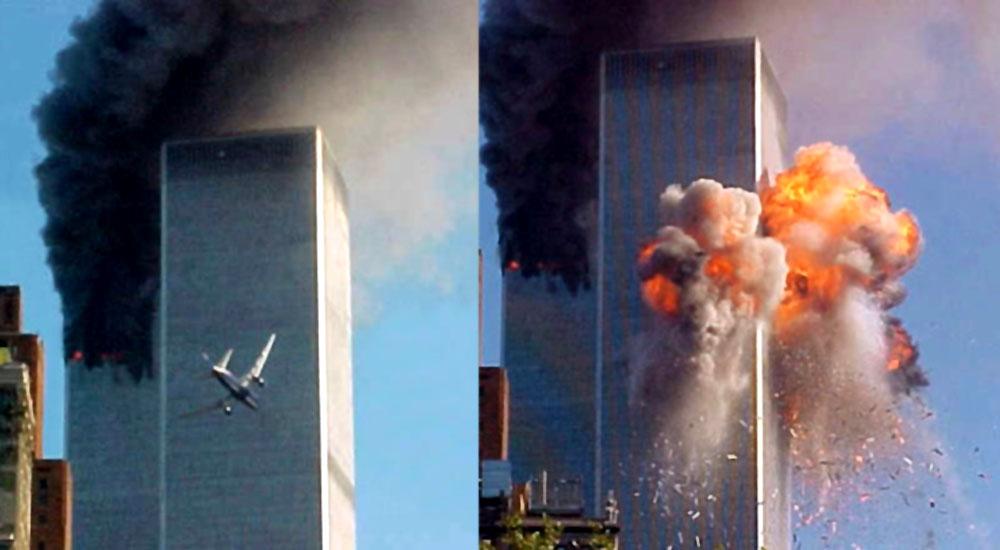 Теракт 11 сентября 2001 года Башни Близнецы снесены термоядерным взрывом. Часть 5: «Цифровые самолёты»