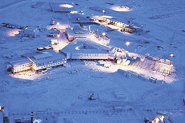 Россия развернула в Арктике шесть военных баз