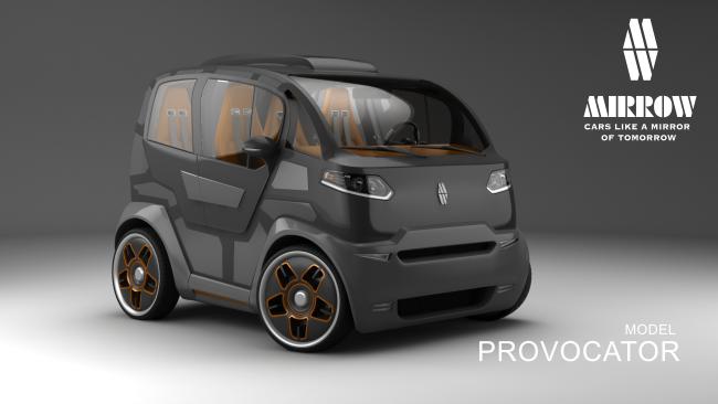 «Провокатор» — новый российский автомобиль за 260 000 рублей?