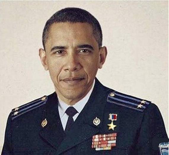 Барак Обама - потомок Ярослава Мудрого?