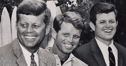 Три брата-аристократа Америки