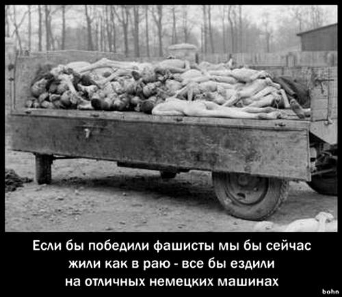 Евроцивилизаторы: к годовщине начала Великой отечественной войны