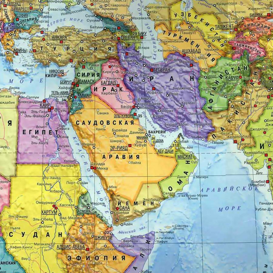 Итоги глобальной перестройки