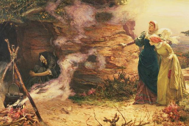 Колдуй, баба, колдуй, дед! Что считалось чародейством и волшебством на Руси