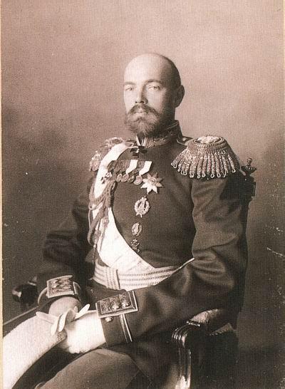 "Кем был на самом деле ""мистер Кшесинский""..."