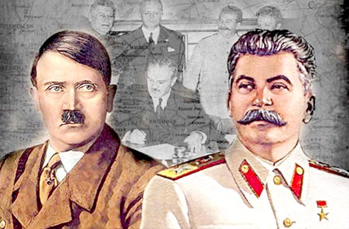 В чем разница между Сталиным и Гитлером