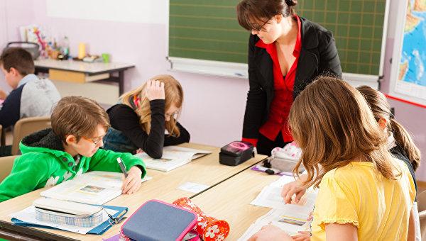 Урок «Моя будущая профессия» пройдет 1 сентября в школах РФ