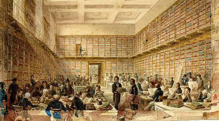 Грандиозный список электронных библиотек в сети