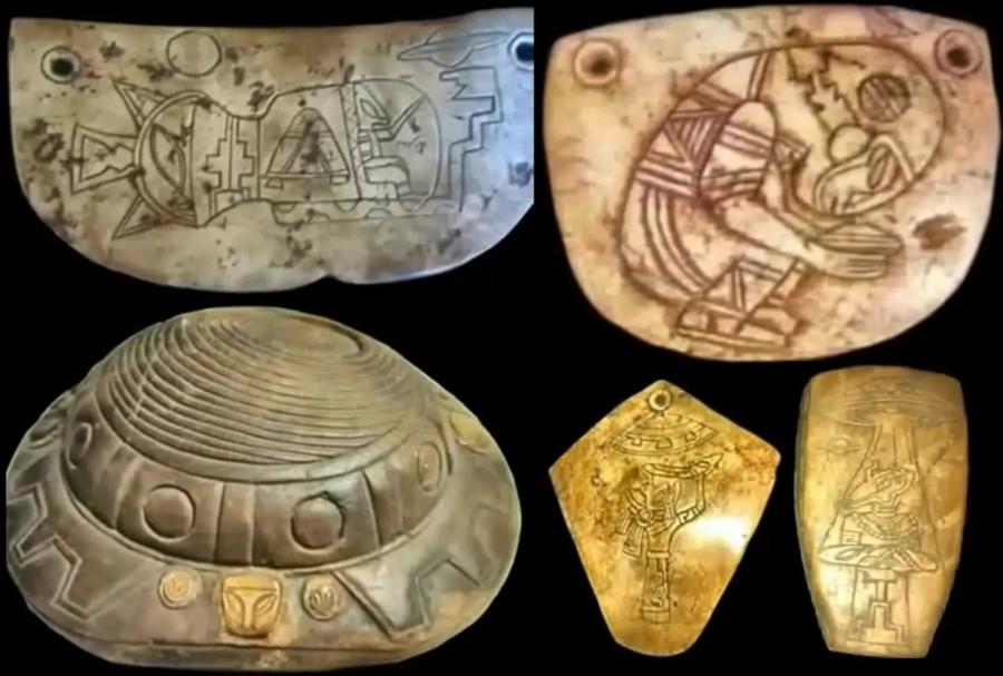 Загадочные артефакты