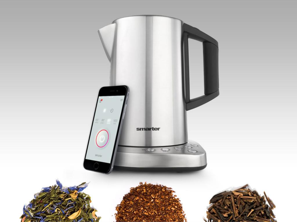 """Британец 11 часов пытался заставить """"умный"""" чайник с Wi-Fi вскипятить воду"""