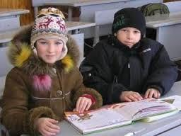 В школах Николаева из-за отсутствия отопления приостановлен учебный процесс