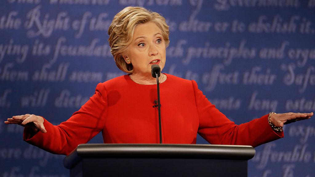 Клинтон выдала ядерные секреты США во время дебатов