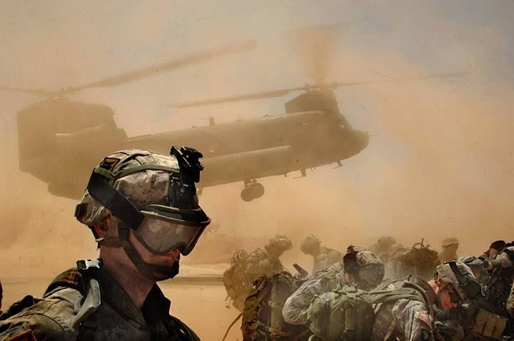 В США объявлен призыв нацгвардии и активизируются военные! Это война?