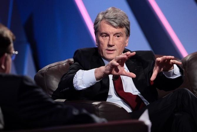 Ющенко признал Достоевского