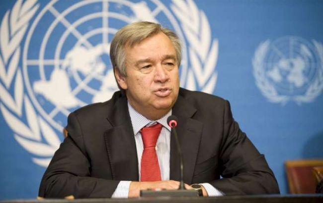 Новый генсек ООН сделал свое первое, судьбоносное для всего мира, заявление