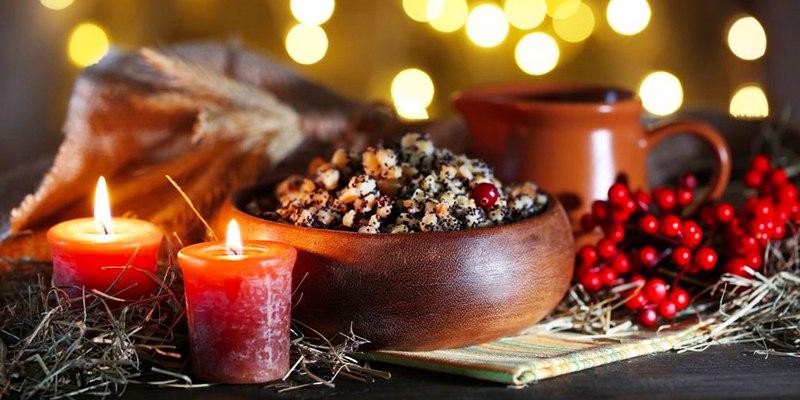 Сочельник – 6 января. Традиционный праздничный стол