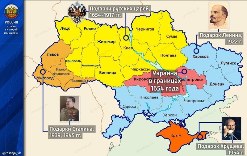Украина: быть или не быть? Прогноз-2017