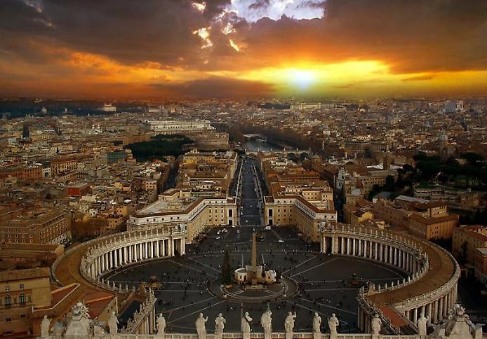 Ватикан и Югославия (из цикла: Все дороги ведут в Рим часть 2)