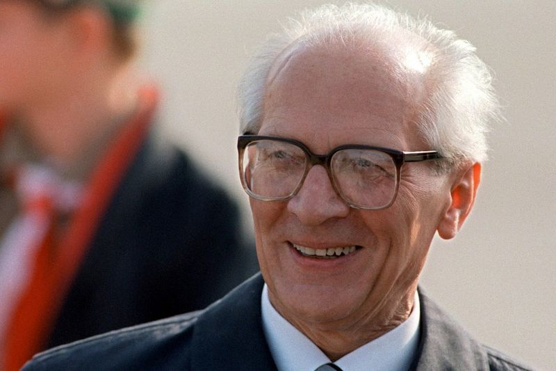 Письмо (с того света) от Эриха Хонеккера, последнего руководителя ГДР