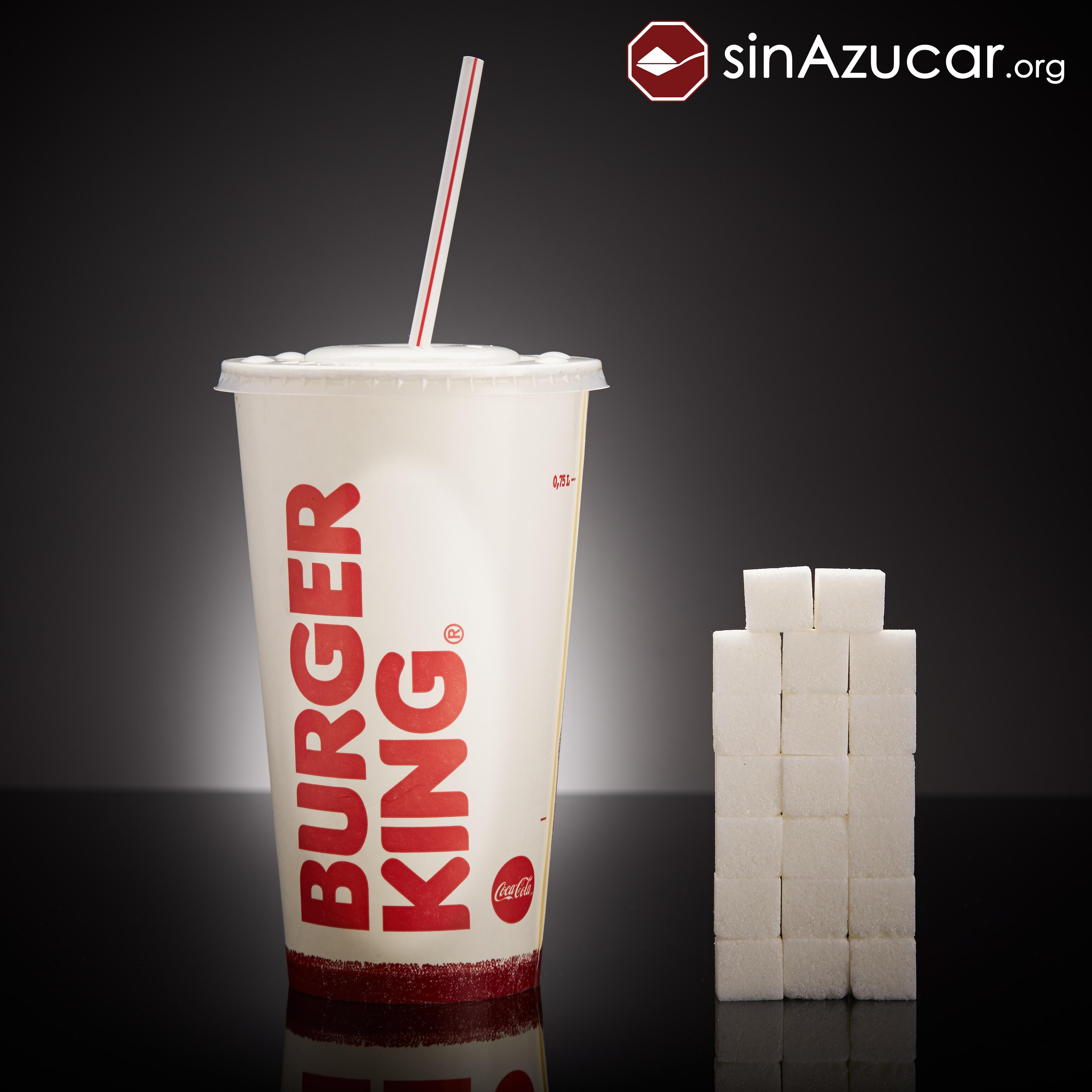 Сколько кубиков сахара прячется в готовых продуктах