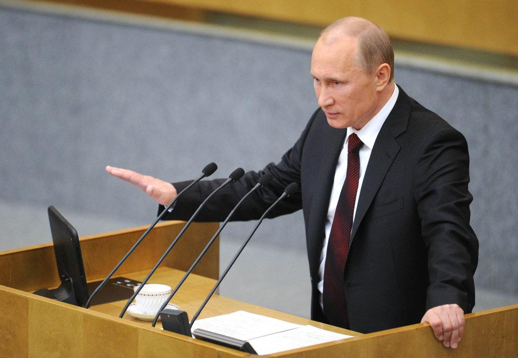 Президент внес в Госдуму протокол о роли ЕСПЧ
