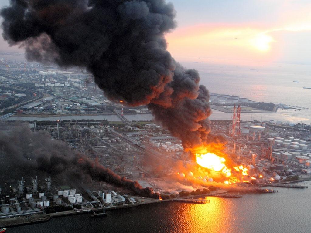 Бомбовое цунами Фукусимы. Что скрывают США?