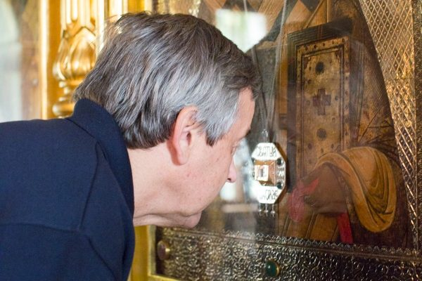 25 московских храмов, где есть мощи святителя Николая Чудотворца