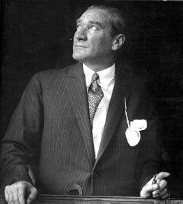 Кемаль Ататюрк еврей и космополит