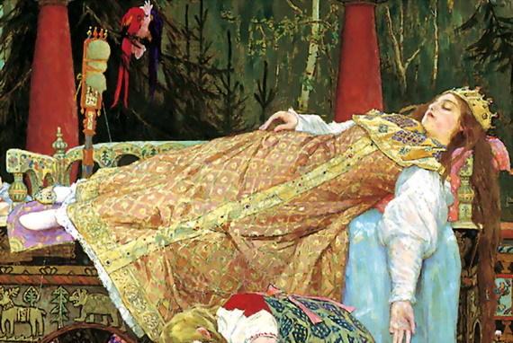 Сказка о мёртвой царевне: неожиданное прочтение