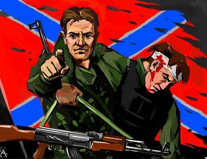 Русский доброволец об ответственности украинцев