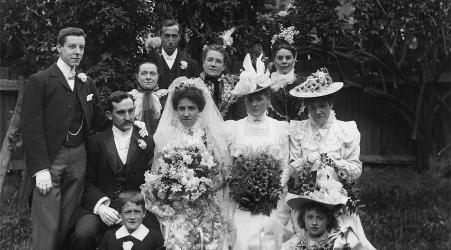 За кого нельзя выходить замуж: советы дамам из 1930 года