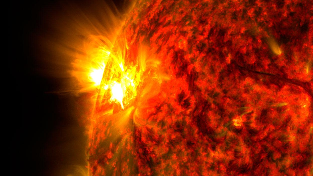 Христиане, смотрите на Солнце!