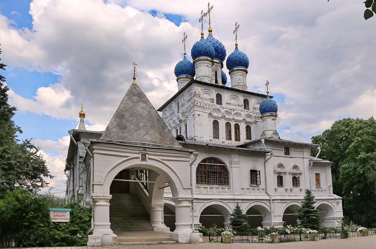 Легенды Москвы. Русь подземная. Подземелья Коломенского.