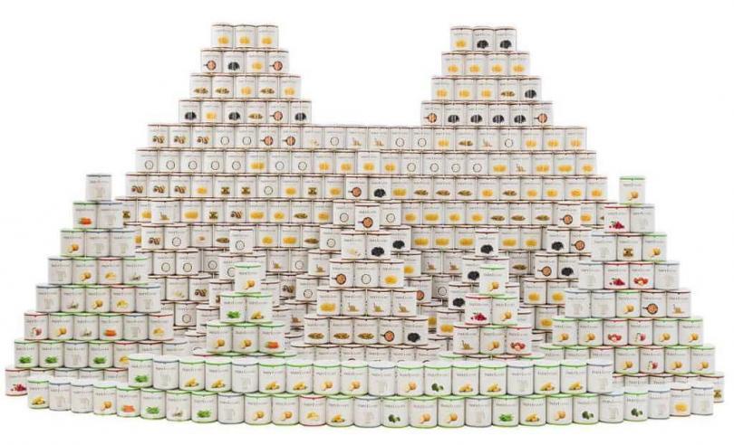 Сухпай на год на случай войны с КНДР: американские супермаркеты продают запас продуктов на год