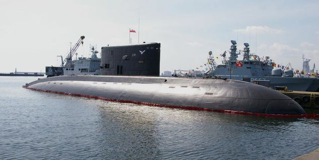 Польский подводный флот погиб в мучительных конвульсиях