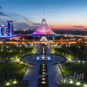 Астана, северный Казахстан. Личные впечатления плюс статистика