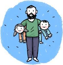 Десять заповедей опытного отца двоих детей