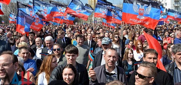 Партия Тимошенко – Донбассу: Покайтесь, мы сделаем вас людьми второго сорта!