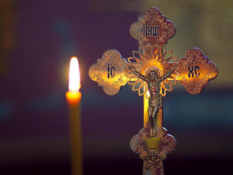 Просто крещенный и православный