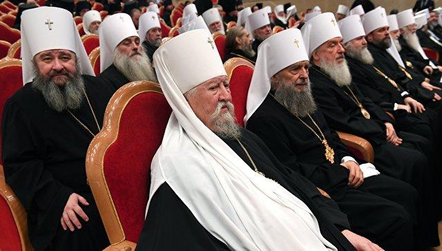 Русская церковь не скачет. О реакции на заявления киевского раскольника