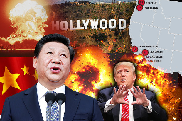 """США: Китай запустил свой проект """"нового мирового порядка"""", который противоречит """"международным нормам"""""""