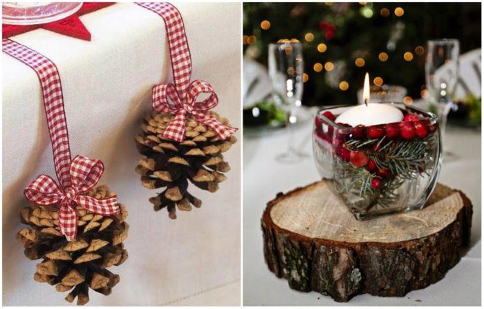Идеи новогоднего декора, которые «вдохнут» праздник в каждый дом (21 фото)