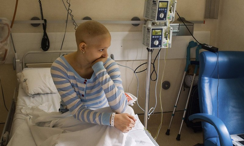 Уолтер Ласт: Химиотерапия, дисбиоз, кандидоз и рак