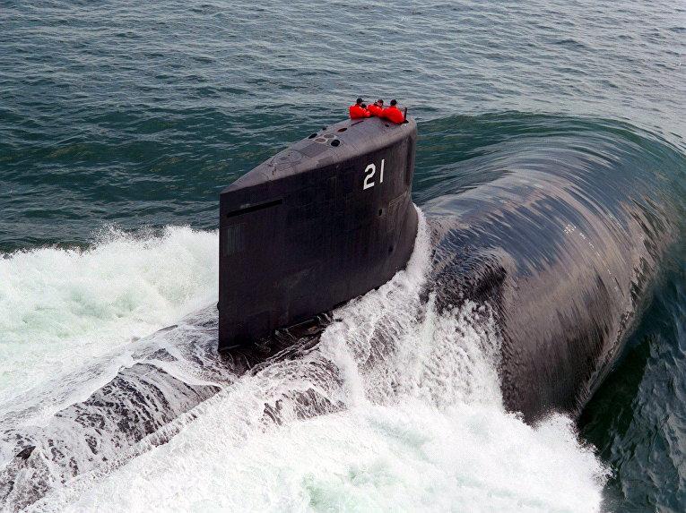 Новейшие атомные подлодки США получили