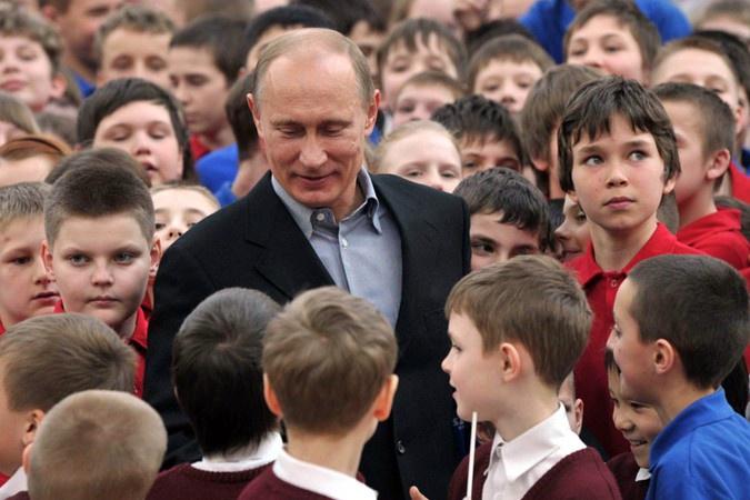 Шесть пунктов новой демографической программы Путина
