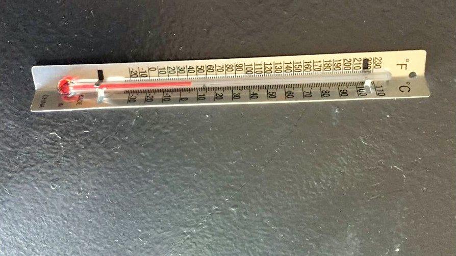 США XXI век: дети младших классов учатся при температуре +5
