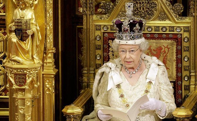 Воровская кровь Её Величества Елизаветы II