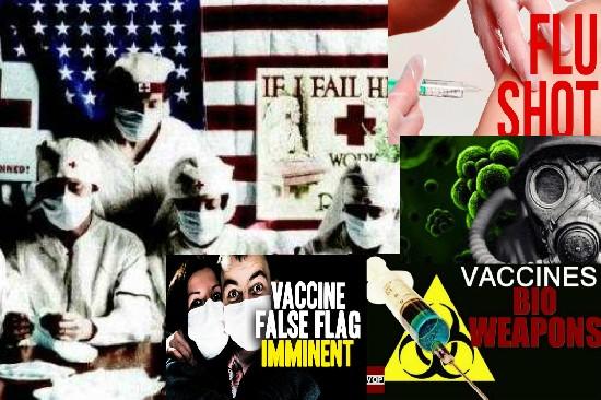 Очередной раунд биологической войны: видимо Пентагону удалось начать эпидемию летального гриппа