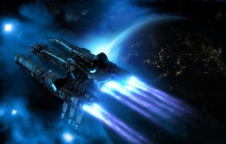 Про ядерные двигатели для космических кораблей