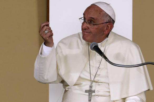 Папа Римский начал лишать сана украинских священников